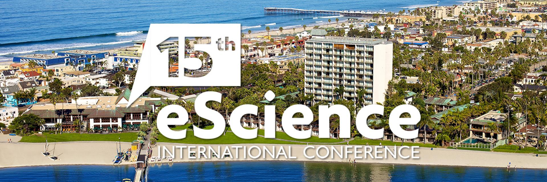 Workshop @ eScience – September 24